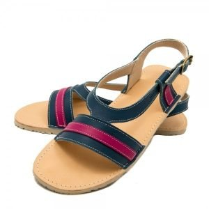 Women's Minimalist Sandals Anemone Blue