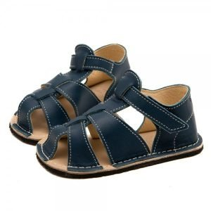 Comfy Toddler Sandals Goby Blue