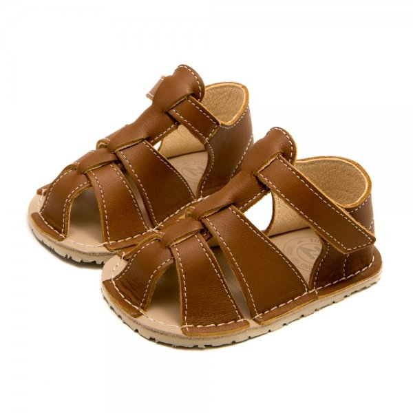 Toddler Brown Sandals Goby