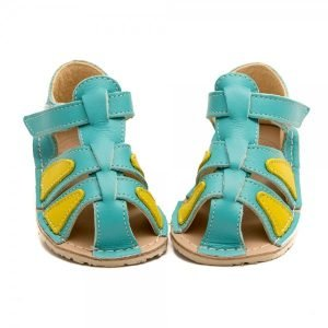 Toddler Sandals UK - Goby Sea Blue