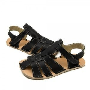 Women's Minimalist Sandals Marlin Grey