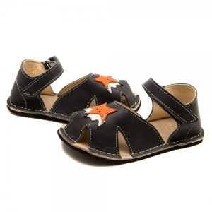 Cute Toddler Boy Sandals Nemo Grey