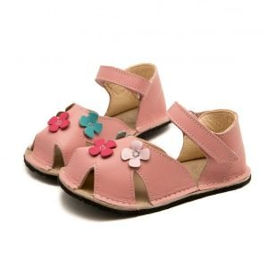 Cute Toddler Girl Sandals Nemo Flowers