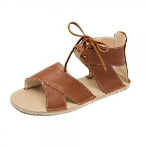 Women's Minimalist Sandals Nymph Brown