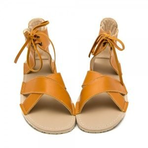 Women's Barefoot Sandals Nymph Camel
