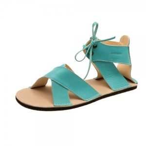 Women's Barefoot Sandals Nymph Sea Blue