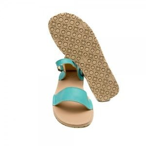 Women's Barefoot Sandals Siren Sea Blue
