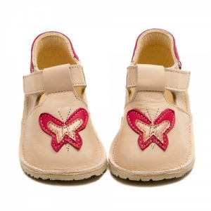 Toddler Shoes Corela Vanilla Butterfly