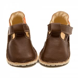 Toddler Shoes Corela Dark Brown