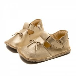 Toddler Shoes Corela Golden Beige
