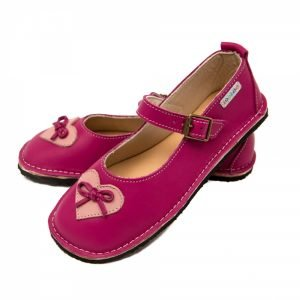Mary Jane shoes for girls in pink