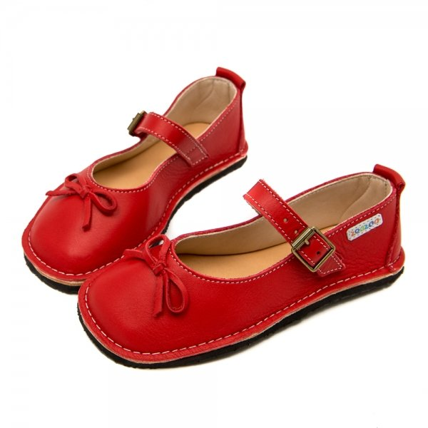 Mary Jane shoes for girls in blue