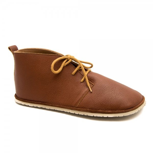 Everyday barefoot shoes Pelican Brown