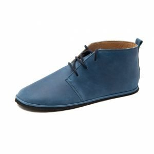 Waterproof Barefoot Shoes for Men Pelican Blue