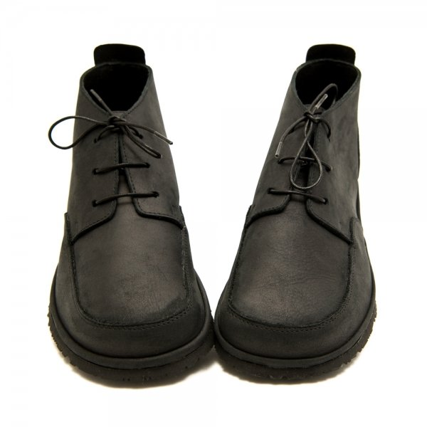 Waterproof Barefoot Boots Fox in Black