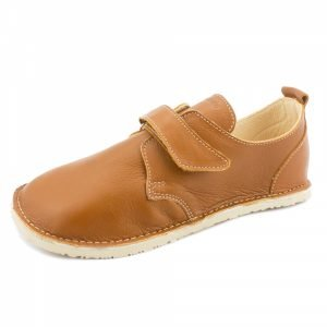 Akita Brown Barefoot Shoes