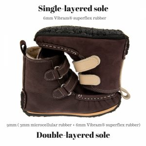 Single vs Double Layer Sole