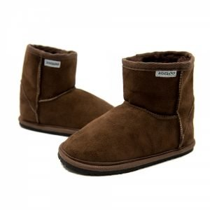 Zeazoo Dingo Brown - Anlke SheepskZeazoo Dingo Purple - Ankle Sheepskin Boots Boots